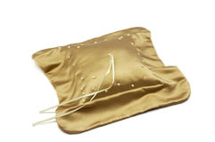 Ring Pillow Royalty Free Stock Image