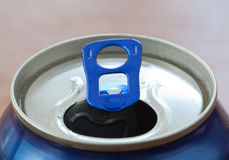 Ring Pull Can Stock Images