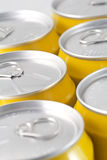 Ring-pull cans Royalty Free Stock Photo