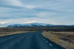 Ring Road Fotografia Stock Libera da Diritti