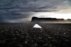 Ring road Iceland Royalty Free Stock Photos