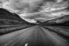 Ring road  of Iceland Stock Images