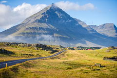 The Ring Road in Iceland stock photography