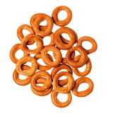 Ring shaped rolls Stock Image