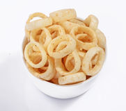 Ring snacks Stock Photography