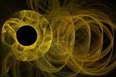 Ring van Brand vector illustratie