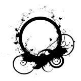Ring van liefde vector illustratie