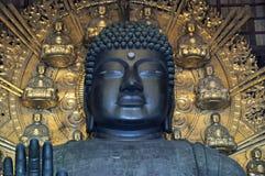 Ring von Buddhas Stockfoto