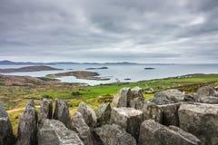 Ring von Kerry Landscape lizenzfreie stockfotos