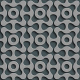 Ring Wallpaper inconsútil Foto de archivo
