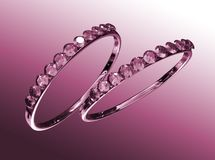 Ringe stock abbildung
