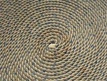 Ringe des Seils Lizenzfreie Stockfotografie