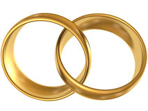 Ringen Royalty-vrije Stock Foto's
