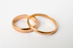 Ringen Stock Afbeelding