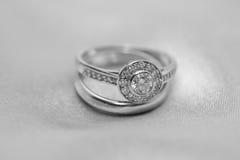 Ringen Royalty-vrije Stock Afbeeldingen