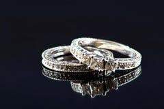 Ringen Royalty-vrije Stock Foto