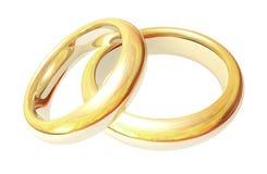 Ringen vector illustratie