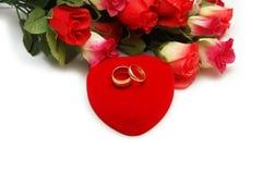 ringer att gifta sig för ro Arkivfoto