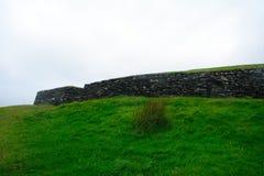 Ringfort, Leacanabuile, Irlandia obrazy stock