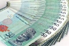 ringgit Малайзии стоковые изображения rf