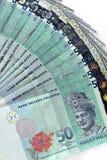ringgit Малайзии Стоковое Фото