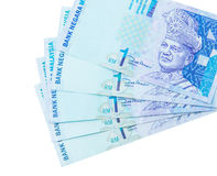 Ringgit currency, Malaysia Stock Photos