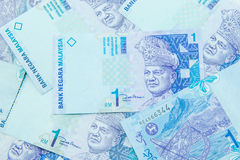 Ringgit currency, Malaysia Stock Images