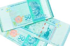 Ringgit currency, Malaysia Stock Image