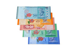 Ringgit Malaysia Stock Photography