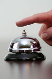 Ringing Bell Royalty Free Stock Photos