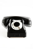 Ringing old-fashioned phone Stock Image