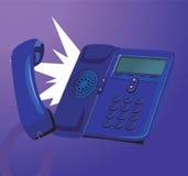 Ringing Telephone Royalty Free Stock Image