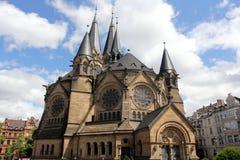 Ringkirche à Wiesbaden Photos stock