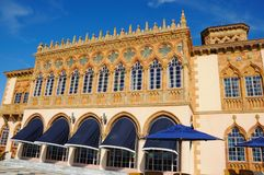 Ringling Estate in Sarasota Royalty Free Stock Photos