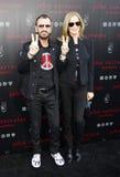 Ringo Starr and Barbara Bach Royalty Free Stock Image
