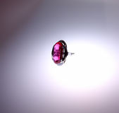 ringowy rubin Obraz Stock