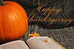 Ringraziamento felice. immagini stock