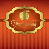 Ringraziamento felice! Fotografia Stock Libera da Diritti