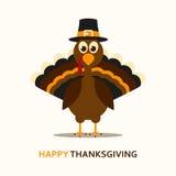 Ringraziamento felice Immagine Stock