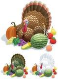 Ringraziamento Turchia Immagine Stock Libera da Diritti