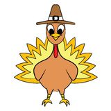 Ringraziamento Turchia! illustrazione vettoriale