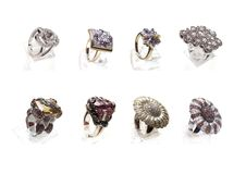 Rings Royalty Free Stock Images