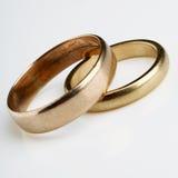 Rings. Wedding/engagement rings Stock Photo