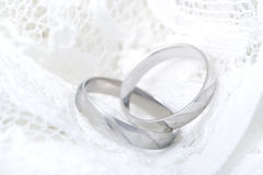 Rings Royalty Free Stock Photos