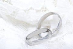 Rings. Platonic rings Royalty Free Stock Photography