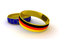 Rings Europe Germany Stock Images