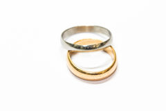 Rings Stock Photography