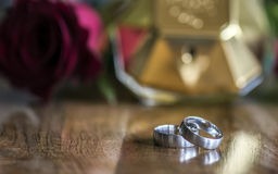 Rings of Unity Stock Images