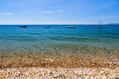 Ringstead Bay Dorset Royalty Free Stock Photography