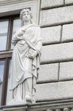 Ringstrasse, Viena Fotos de archivo libres de regalías